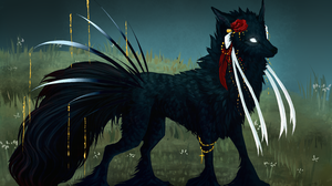 Fantasy Creature 3000x2500 Wallpaper