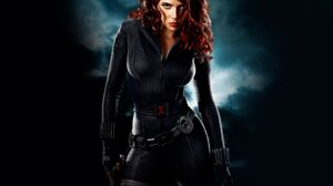 Black Widow Celebrity Movie Natasha Romanoff Scarlett Johansson 1920x1200 Wallpaper