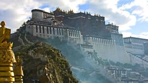 Man Made Potala Palace 1440x900 wallpaper