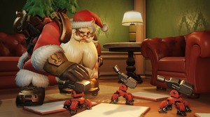 Overwatch Torbjorn Overwatch 3840x2160 Wallpaper