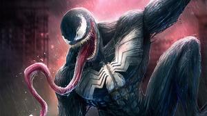 Marvel Comics Venom 2560x1519 Wallpaper