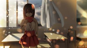 Chocolate Classroom Girl Valentine 039 S Day 3074x1729 Wallpaper