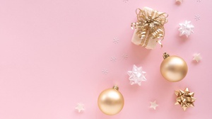 Bauble Box Christmas Gift Snowflake Star 2000x1333 Wallpaper