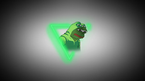 Pepe The Frog Green 1920x1080 Wallpaper