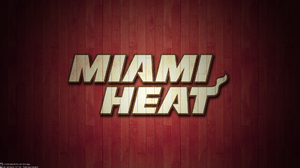 Basketball Emblem Miami Heat Nba 1920x1080 Wallpaper