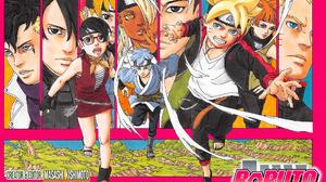 Boruto Uzumaki Ch Ch Akimichi Inojin Yamanaka Moegi Kazamatsuri Naruto Uzumaki Sarada Uchiha Sasuke  1928x1400 Wallpaper