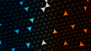 Artwork Triangle Red White Blue Lines Abstract 3840x2160 Wallpaper