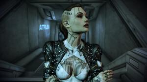 Jack Mass Effect Mass Effect 3 1920x1080 Wallpaper
