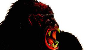 King Kong Demon Scary Monkey 1920x1080 Wallpaper