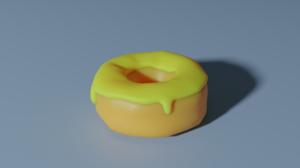 Donut Blender Simple Food 1920x1080 Wallpaper