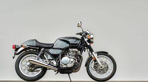 Honda Gb500 Tourist Trophy Motorcycle 2048x1365 Wallpaper