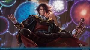 Dominaria Magic The Gathering Human Jodah Archmage Eternal Magic The Gathering Wizard 1920x1080 Wallpaper