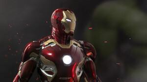 Iron Man Marvel Comics 3714x2626 Wallpaper