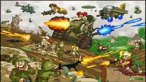Metal Slug Video Games Video Game Art Fan Art Metal Slug XX 1920x1080 Wallpaper