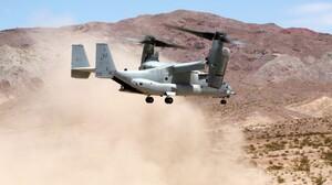 Military Bell Boeing V 22 Osprey 2560x1600 Wallpaper