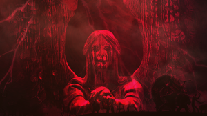 Demon Red 1920x1080 Wallpaper