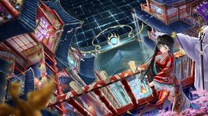Anime Original 4093x2894 Wallpaper