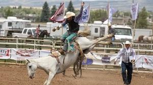 Cowboy Horse Rodeo Sport 1920x1361 Wallpaper