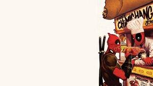 Deadpool Hot Dog Marvel Comics 1920x1200 Wallpaper