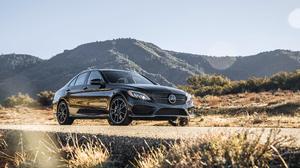 Mercedes Benz Car Black Car Luxury Car 4096x2731 wallpaper