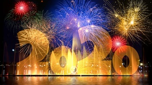Fireworks New Year New Year 2020 5560x3552 Wallpaper