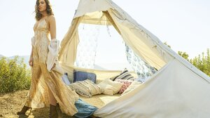 Actress Brunette Tent This Is Us Singer American 2048x1392 Wallpaper