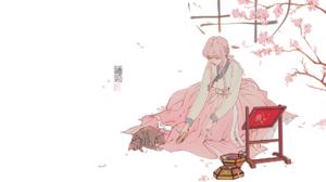 Girl Korean 1920x1080 Wallpaper