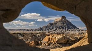 Desert Nature Rock Usa Utah 2048x1365 Wallpaper