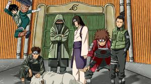 Akamaru Naruto Ch Ji Akimichi Kiba Inuzuka Neji Hy Ga Rock Lee Shino Aburame 1920x1200 Wallpaper