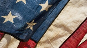 Man Made American Flag 1600x1200 Wallpaper