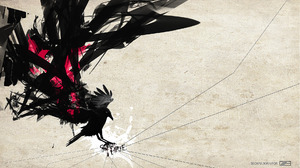 Bird Crow Raven 1920x1200 Wallpaper