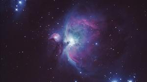 Space Stars Orion Nebula 2048x1358 Wallpaper