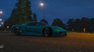 Forza Forza Horizon 4 Racing Car Ultrawide Video Games Porsche 918 Spyder 3440x1440 Wallpaper