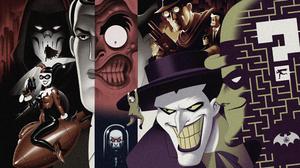 Harley Quinn Joker Mr Freeze Dc Comics Batman Two Face Riddler Dc Comics James Gordon 3840x2160 Wallpaper