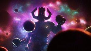 Marvel Cinematic Universe Marvel Comics Marvel Vs Capcom Galactus Fictional Characters Villains Fant 1920x1080 Wallpaper