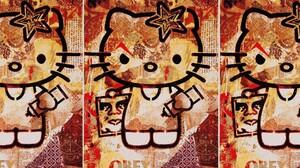 Hello Kitty Collage Artwork 1920x1200 Wallpaper