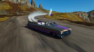 Forza Horizon 4 Forza Horizon Cadillac Eldorado Cadillac Eldorado 1959 Cadillac Purple Car Drift Dri 3840x2160 wallpaper