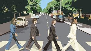 Music The Beatles 1600x1200 wallpaper