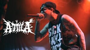 Metalcore Attila Men Tattoo Music Band Logo 1920x1080 Wallpaper