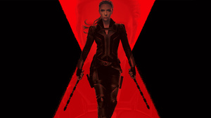 Black Widow Scarlett Johansson 7680x4324 Wallpaper