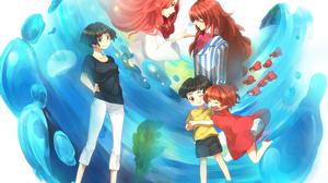 Anime Ponyo 1500x1125 Wallpaper