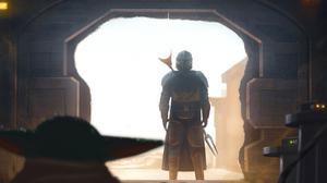 Baby Yoda Star Wars The Mandalorian Character 3840x2604 Wallpaper