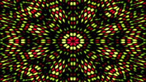 Colors Digital Art Kaleidoscope 4000x3000 Wallpaper