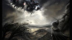 Fantasy Dark 1280x1024 Wallpaper