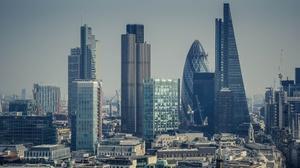 Building City London Skyscraper 4589x3054 Wallpaper