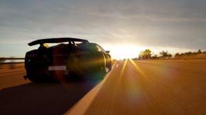 Forza Horizon 3 Lamborghini Sesto Elemento Sunset 1920x1080 Wallpaper