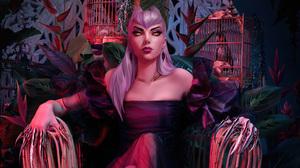 Riot Games League Of Legends Kda Evelynn League Of Legends 3840x2160 Wallpaper
