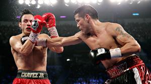 Boxer Boxing Glove Julio Cesar Chavez Sr Punch Sergio Martinez Sport 2048x1280 Wallpaper