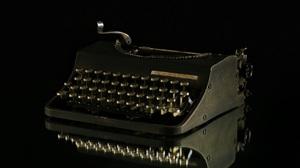 Typewriter Antique Reflection Machine 4256x2832 Wallpaper