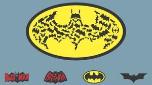 Batman Batman Logo Batman Symbol 3500x1969 Wallpaper